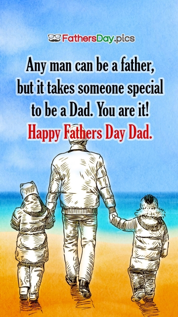 Difference Between Father and Dad Quotes