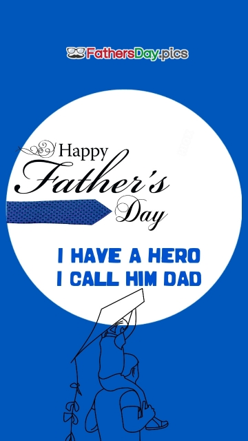 Happy Fathers Day Image For Whatsapp