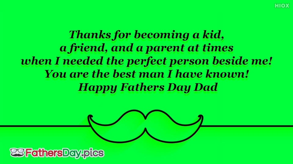 Thanks For Becoming A Kid, A Friend, And A Parent