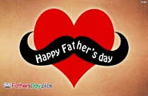 Happy Fathers Day Greeting