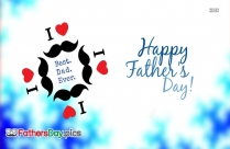 i love you fathers day quotes