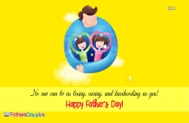 Heart Touching Happy Fathers Day Quotes
