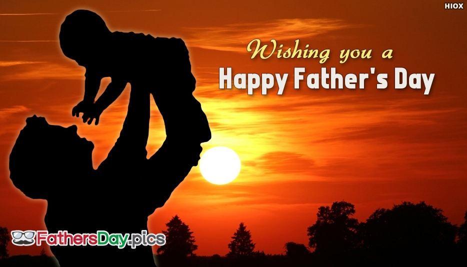 Wishing You A Happy Father
